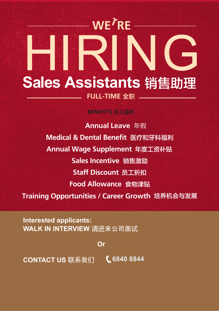 Sales Support Assistant
