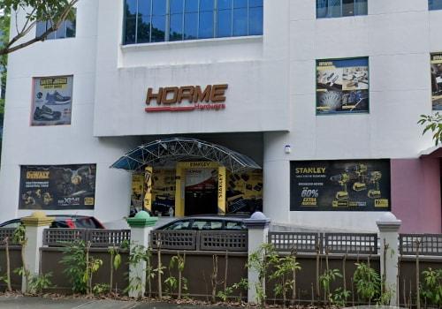 Horme Ubi Trade Centre